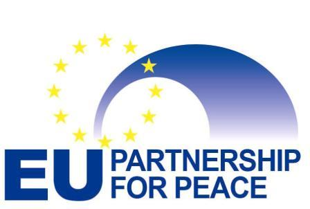 EU partnership for peace logo